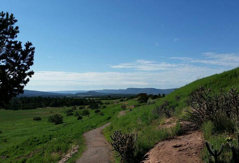 Glorieta Pass Battlefield Trail
