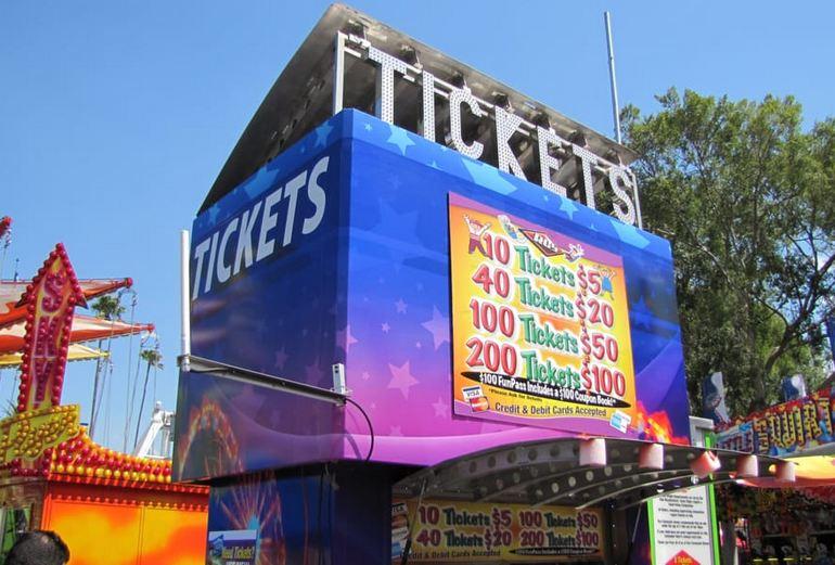 County Fair Tickets