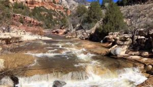 Slide Rock State Park Arizona Day Trip
