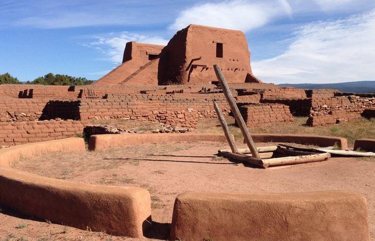 Pecos National Historical Park Spanish Mission
