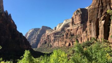 Zion National Park Utah Day Trip