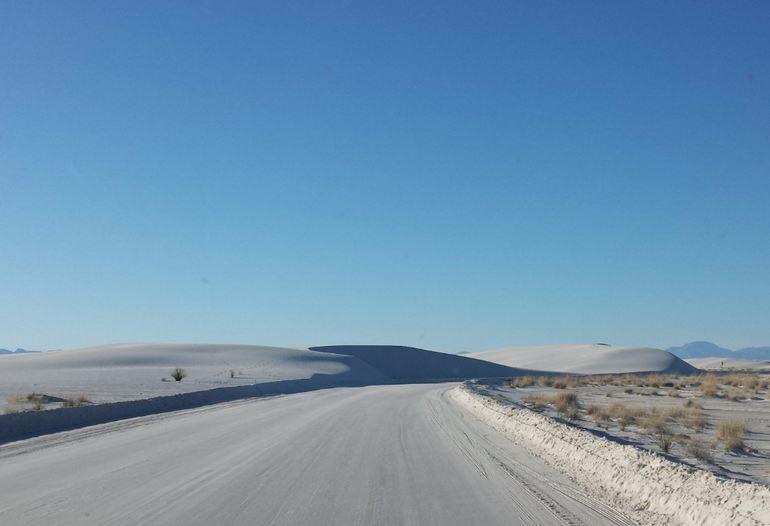 Dunes Scenic Drive