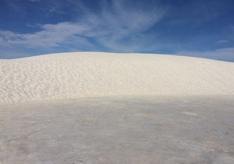 Dune Slide Area