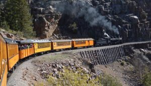 Durango and Silverton Narrow Gauge Railroad Day Trip
