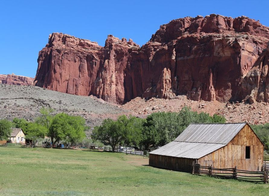 Gifford Homestead Utah