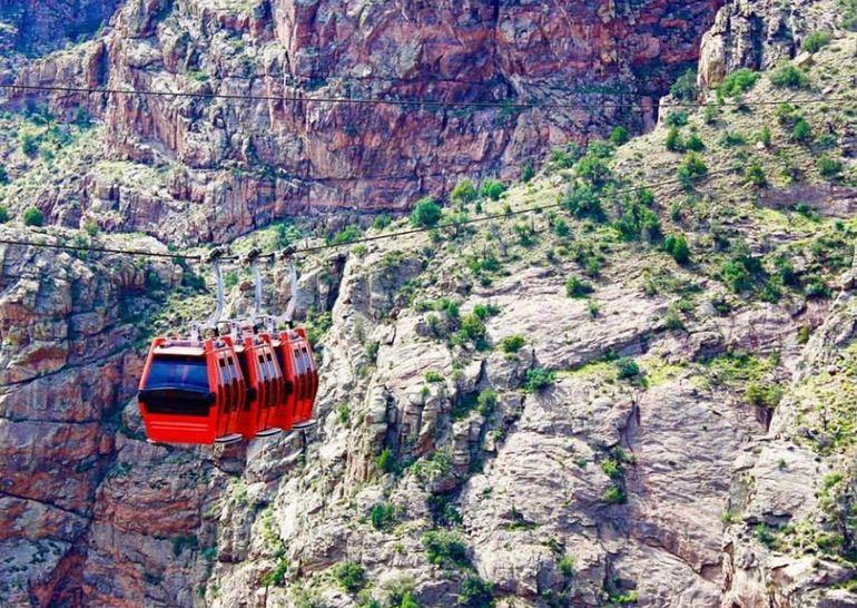 Royal Gorge Park Aerial Gondola