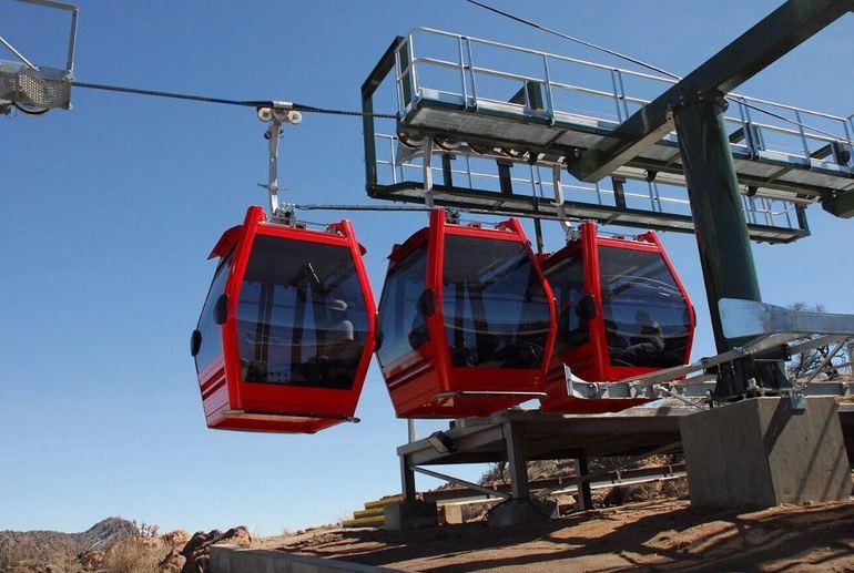 Aerial Gondola Station