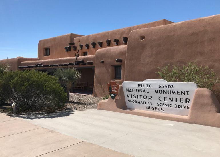 White Sands Visitor Center