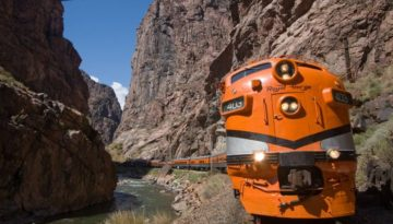 Royal Gorge Route Railroad Colorado