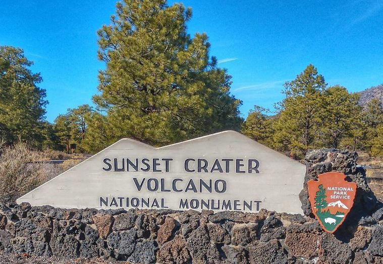 Sunset Crater Monument Visitor Center