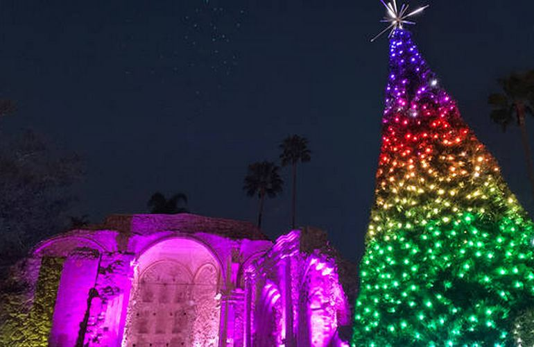 Mission Capistrano Lights