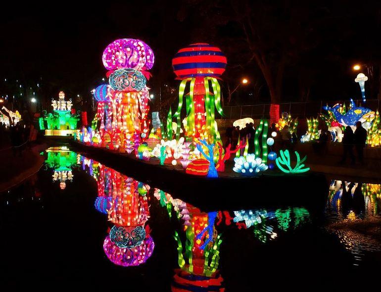 Chinese Lantern Festival Pomona Fairplex
