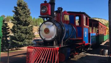 Cripple Creek Narrow Gauge Railroad