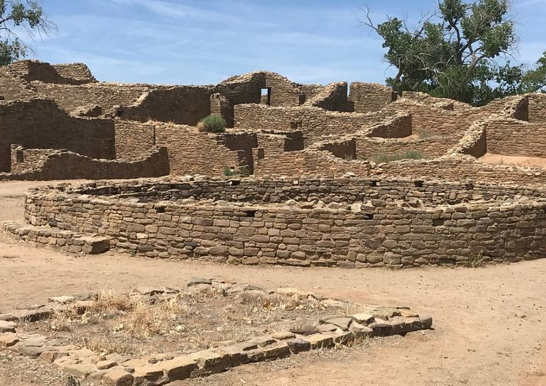 Ancestral Pueblo settlement