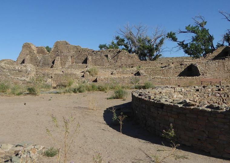 800-year old Ruins