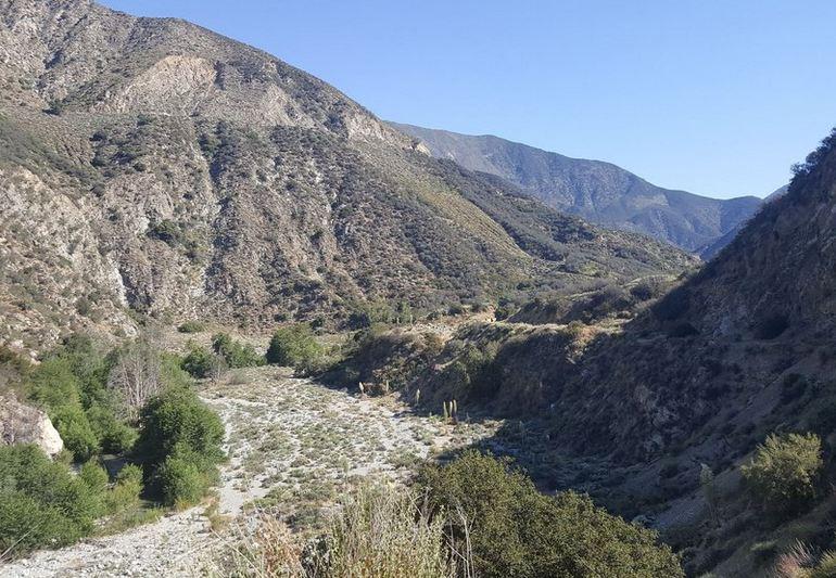 East Fork San Gabriel Canyon