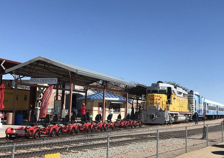 Nevada Southern Railway Museum