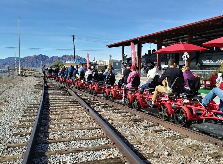 Rail Explorers Las Vegas