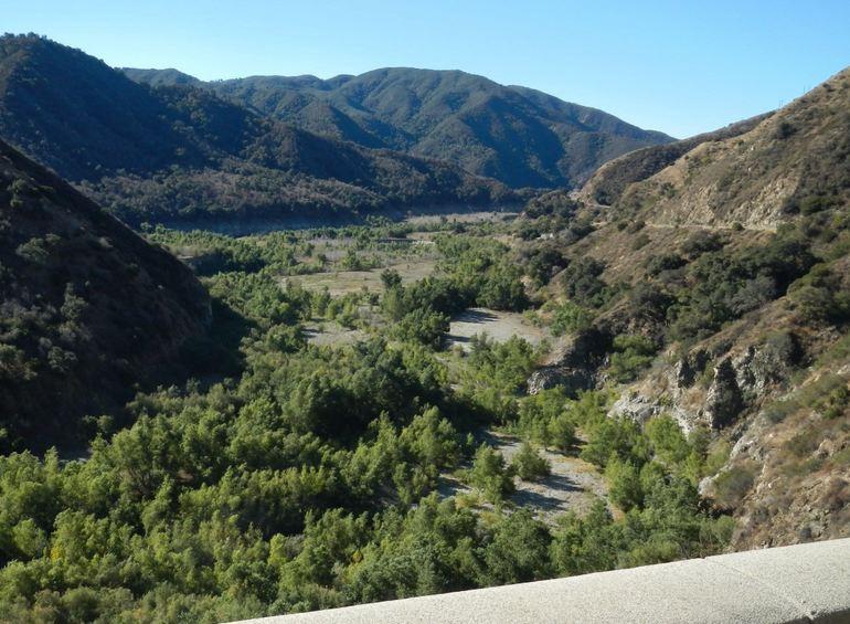 San Gabriel River Valley