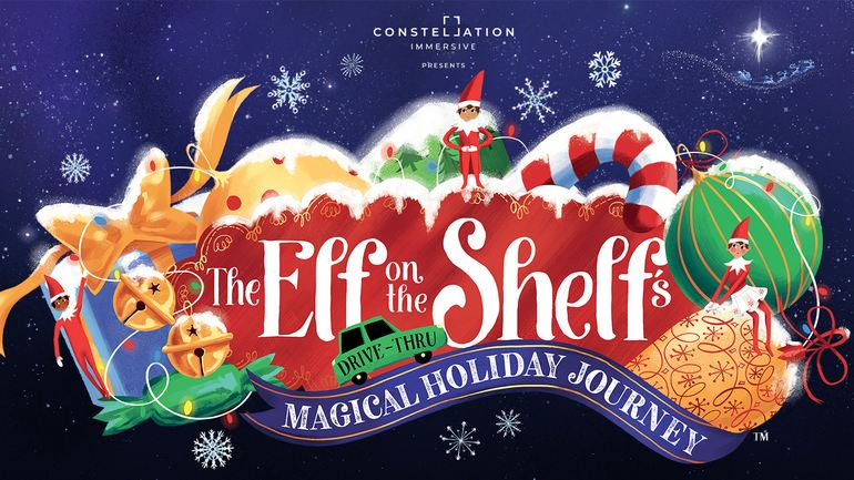 Elf on the Shelf's Magical Holiday