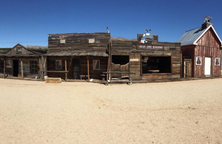Cyanide Springs Ghost Town