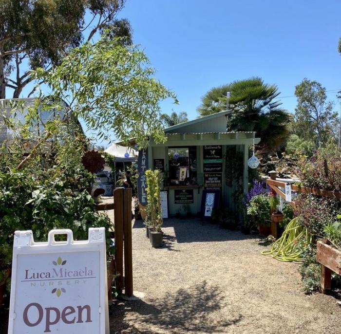 Butterfly Farm Entrance